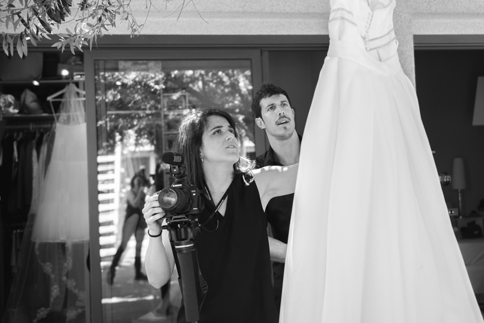 Working moments Wedding Basilico Studio