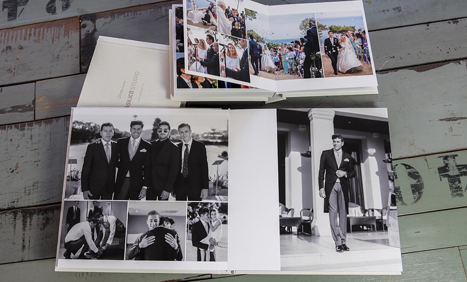 Albums fotos boda