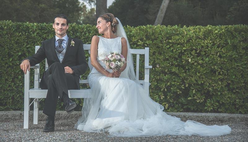 fotos boda en el Castell de Peralada