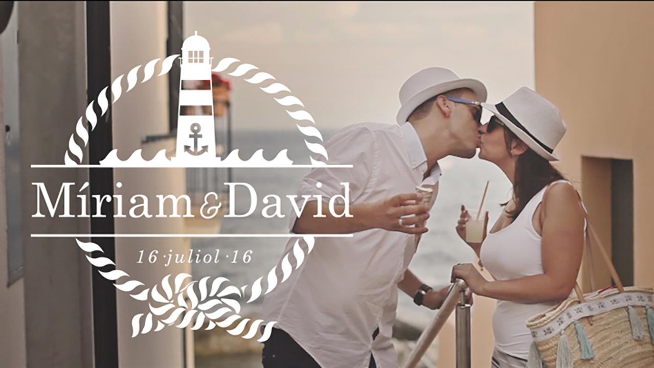 Míriam & David