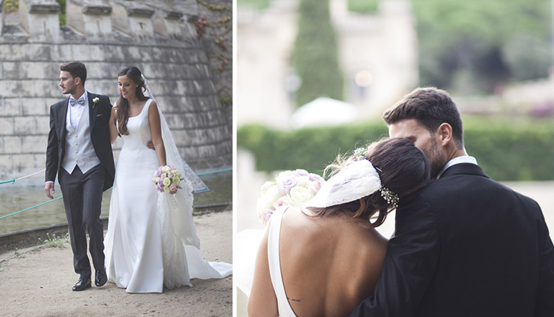 Fotos boda Castell Jalpí
