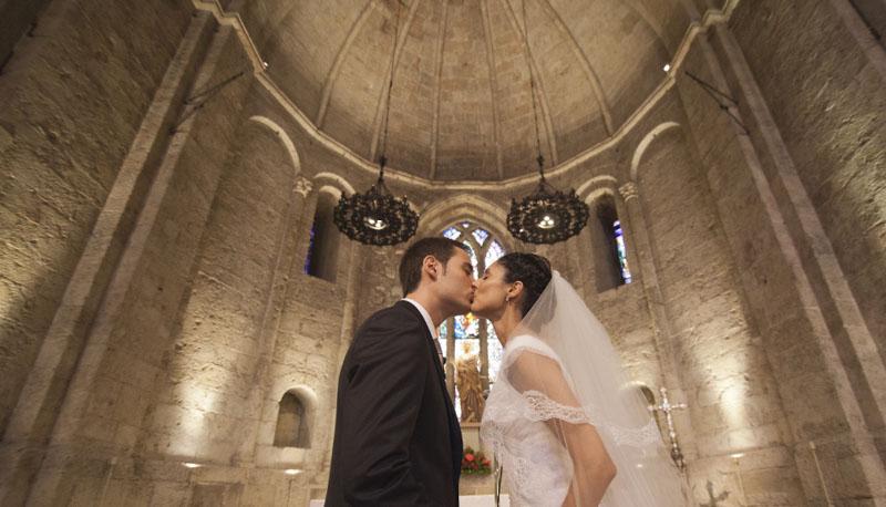 Fotos boda Monestir de Sant Cugat