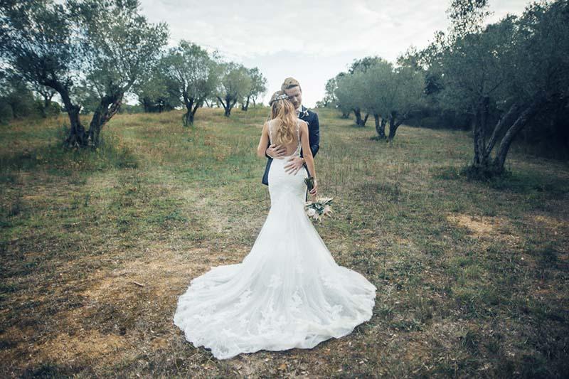 fotos boda en el Castell d'Empordà