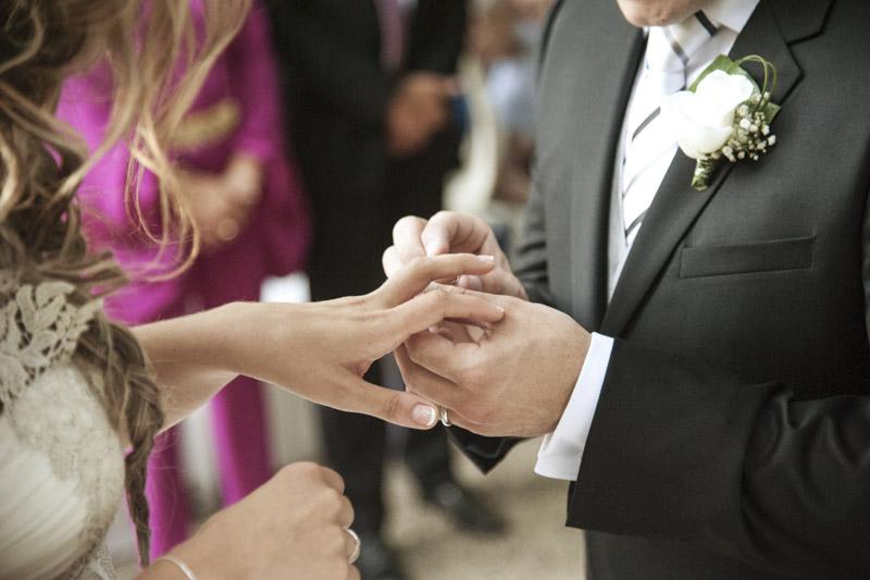 fotos boda amb encant en el Castell de Peralada