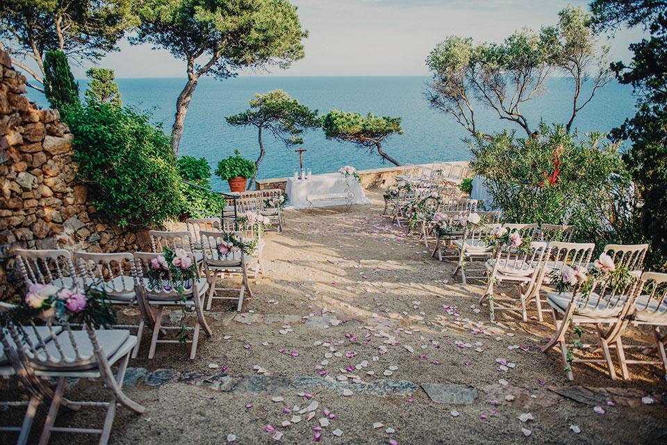 Vídeo boda de luxe convent de Blanes