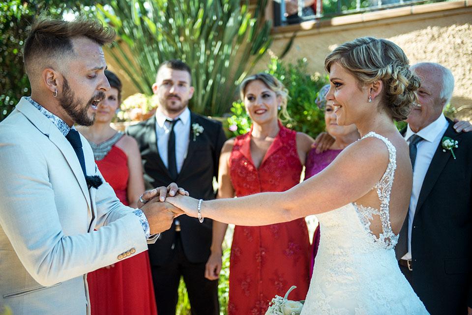 Fotos boda playa Costa Brava
