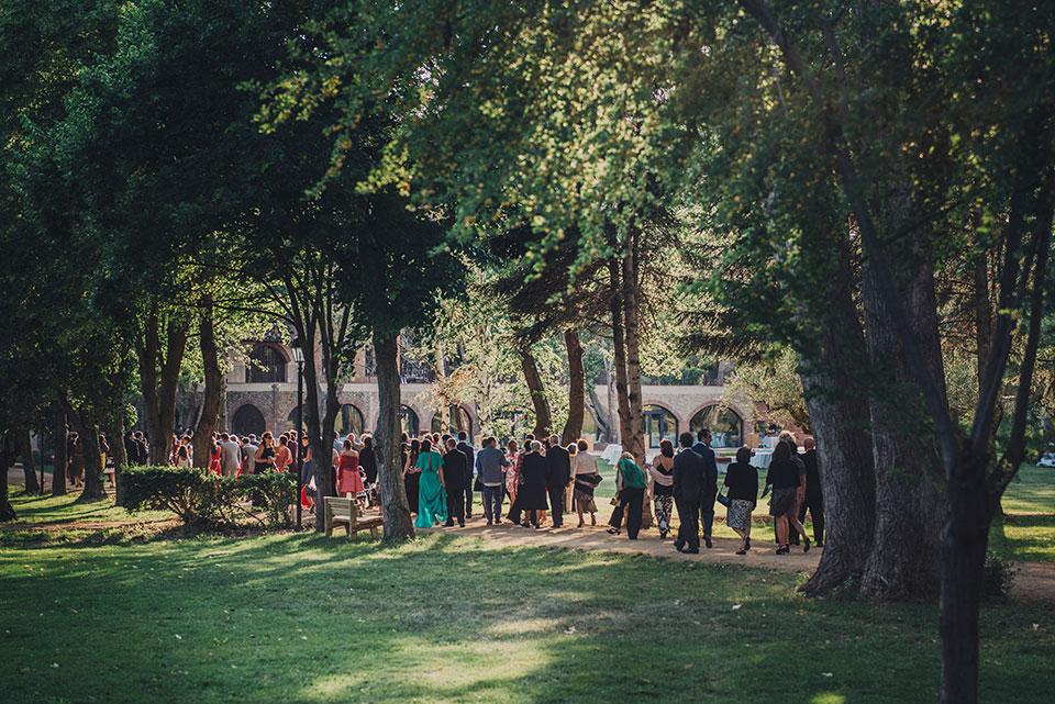 Fotos boda a finca modernista espais naturals