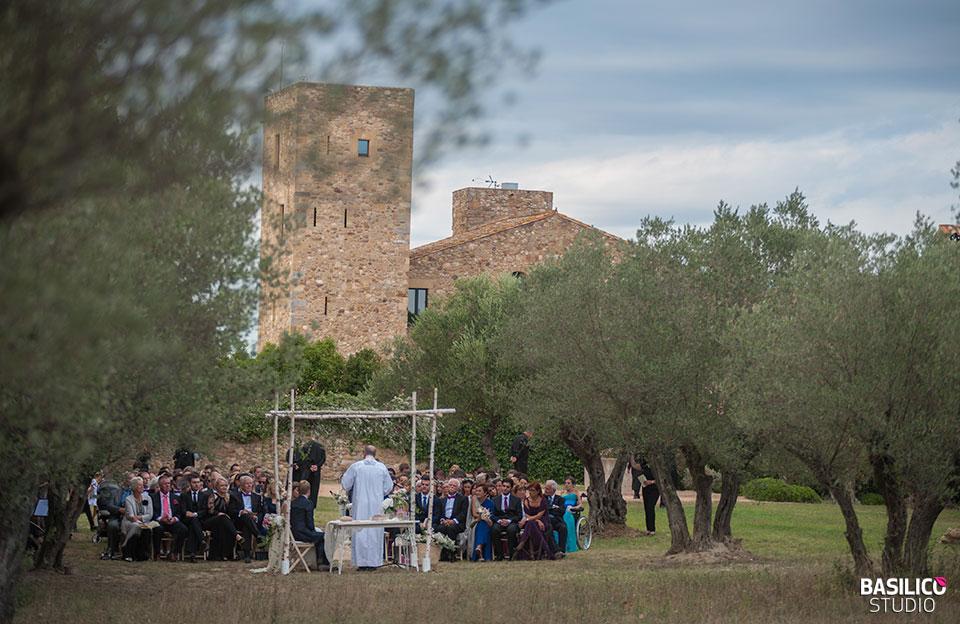 Els 6 millors llocs rústics on casar-se a Catalunya - Castell d'Empordà