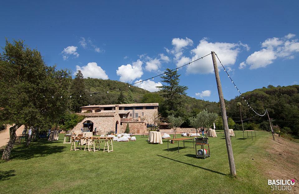 Els 6 millors llocs rústics on casar-se a Catalunya - Can Riera de la Pineda