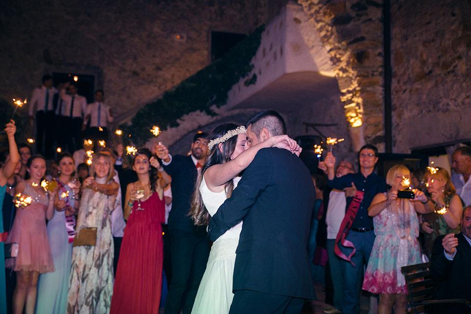 Fotos boda mediterranea, Costa Brava