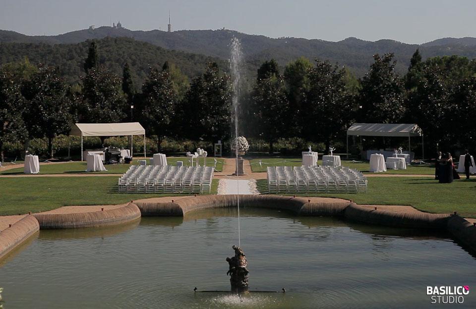 espais luxosos on casar-se a Catalunya - castell de sant marçal
