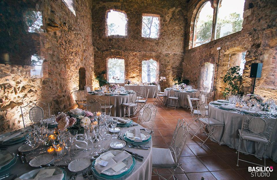 espais luxosos on casar-se a Catalunya - convent de blanes