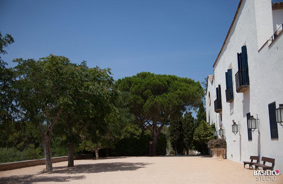 espais luxosos on casar-se a Catalunya - convent de blanes - Far de sant sebastià