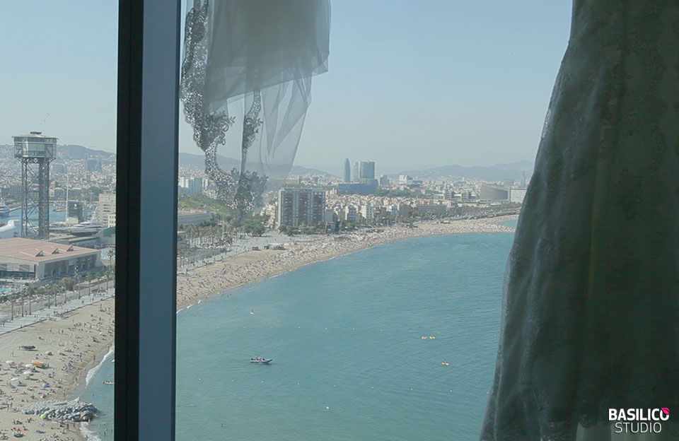 espais luxosos on casar-se a Catalunya - convent de blanes - hotel W