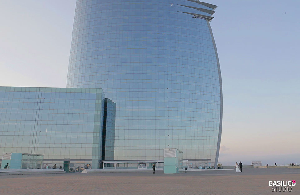espais luxosos on casar-se a Catalunya - hotel W