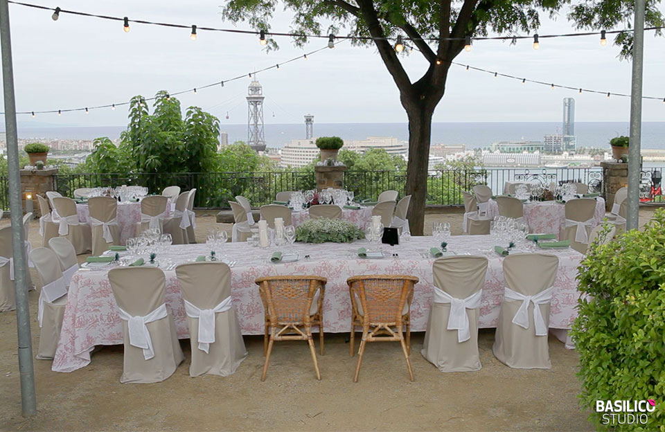 espais luxosos on casar-se a Catalunya - convent de blanes - hotel miramar