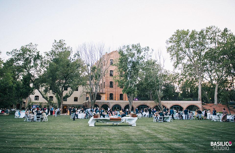espais luxosos on casar-se a Catalunya - convent de blanes - la farinera sant lluis
