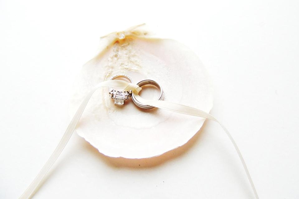 porta anells boda petxina