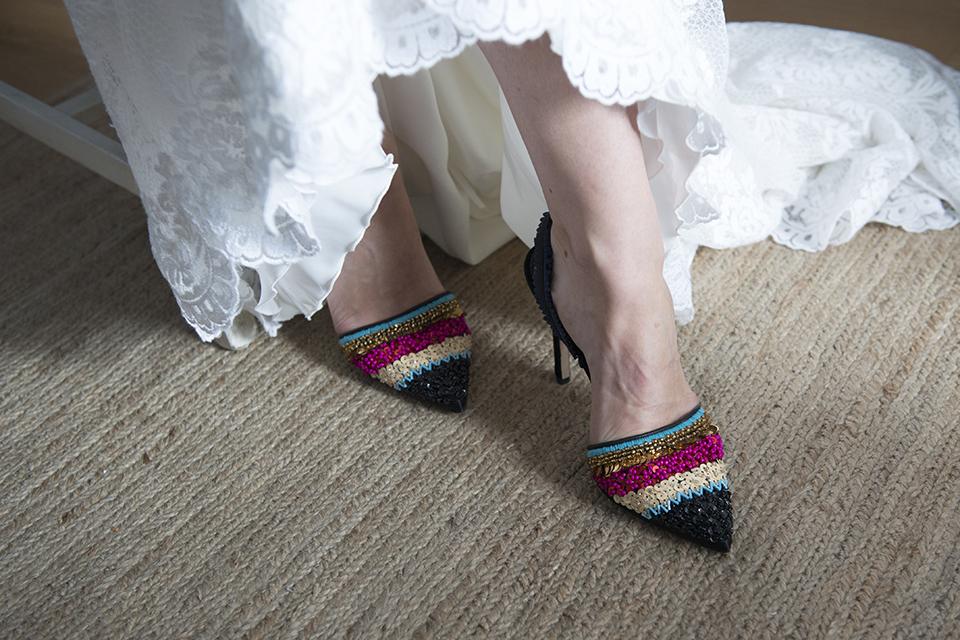 sabates colors Basilico