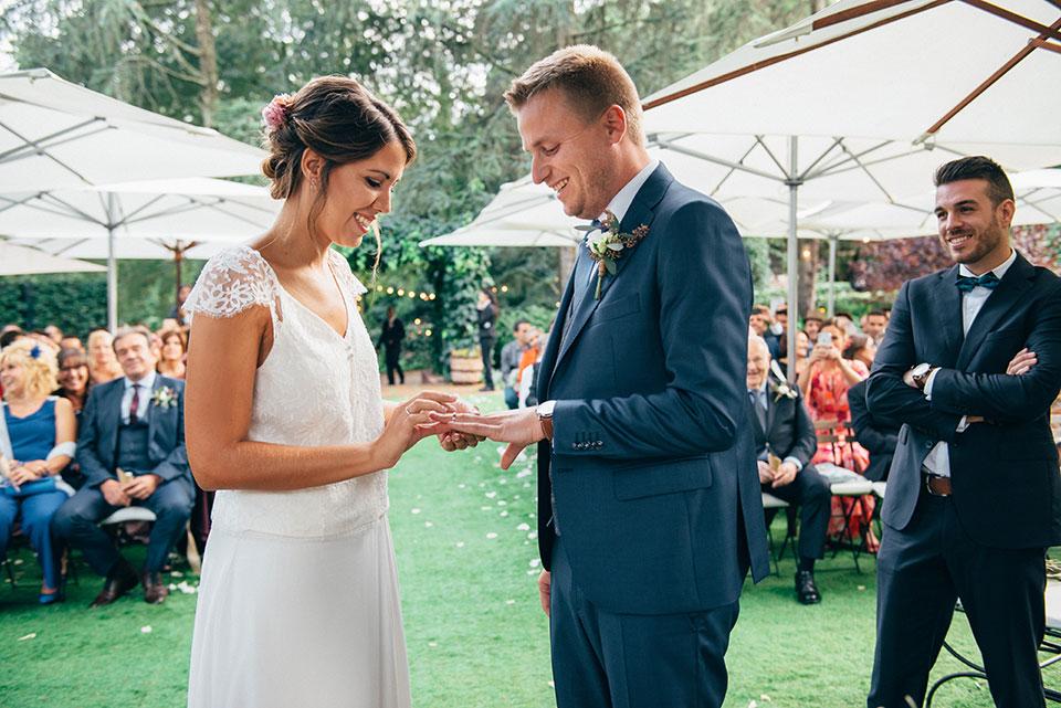 Fotos boda rústica Can Ribas de Montbuí
