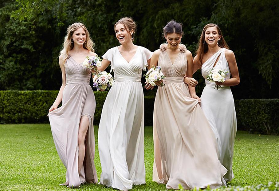 Tendències boda 2019 damas honor