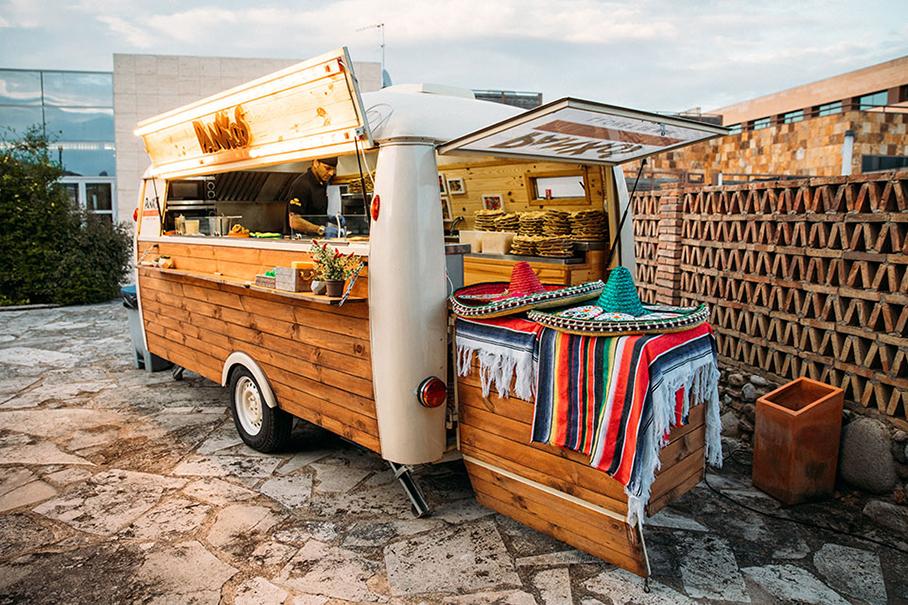 Tendències boda 2019 food trucks