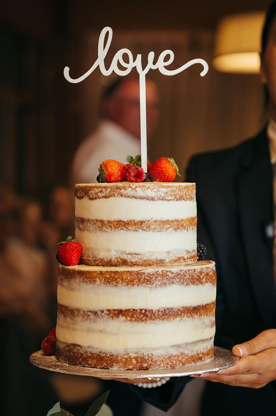 Tendències boda 2019 pastissos