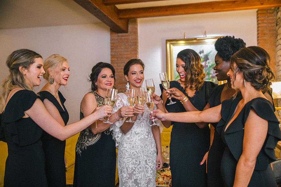 Fotos boda americana al Mas de Sant Lleí