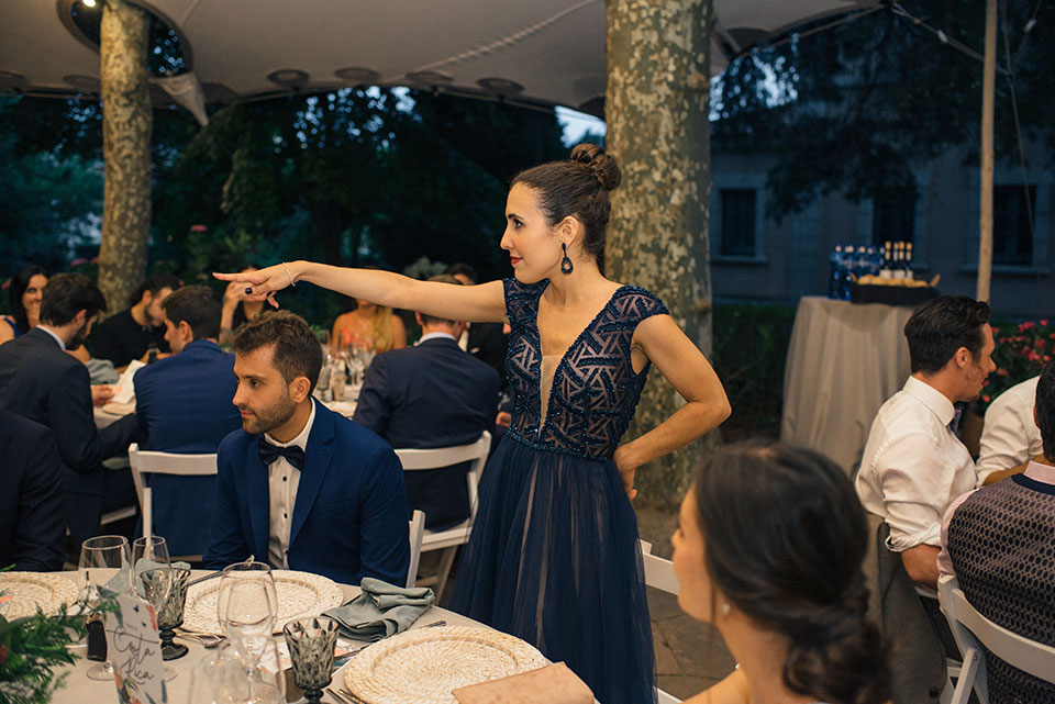 Video boda Jardins El Roquer