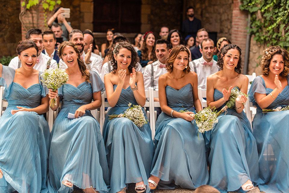 Fotos boda rústica Mas de Sant Lleí
