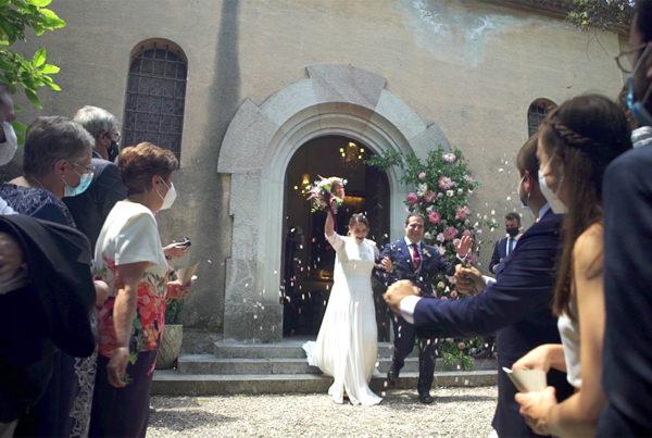Primeras sensaciones en nuestra primera boda de la temporada